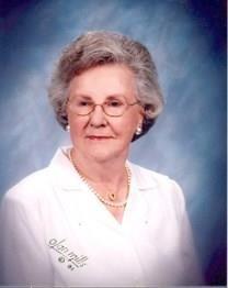 Virginia Magee obituary photo