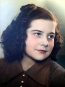 Melba Frankson Anders obituary photo