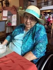 Teresa Hamilton Potter obituary photo