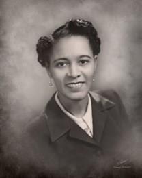 Dora Irene Wilson obituary photo