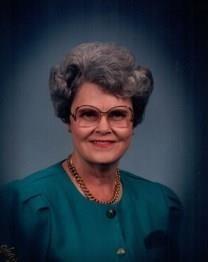 Nelda Jean Donahoo obituary photo