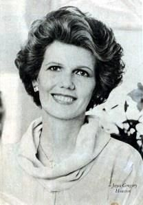 Gloria Joyce Gregory obituary photo