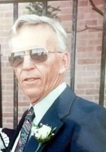 Arthur Raymond Hallam obituary photo