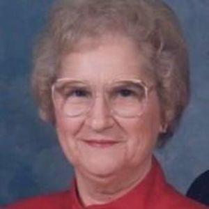 Betty Ramona Amerson Davis