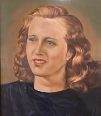 Maria Lubicich obituary photo