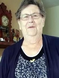 Anna Leah Matthias obituary photo