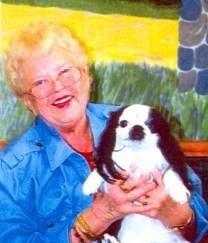 Janet Arlene Burch obituary photo