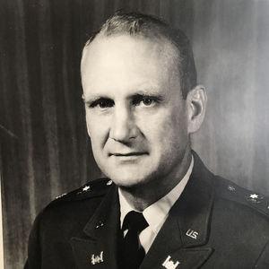 Lt. Colonel  Charles Bayard Traill Obituary Photo