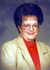 June McDavid Corley obituary photo