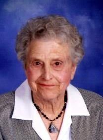 Lorine Mathilda Braden obituary photo