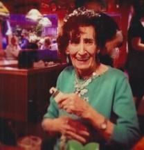Stella Montgomery obituary photo
