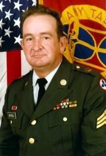 James Edward Mitchell obituary photo