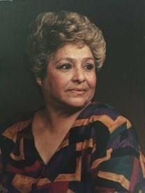 Sarah O. Perez obituary photo