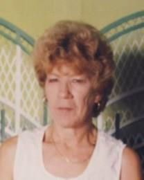 Alberta Lee Burkholder obituary photo