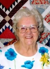 Fay Maxine Ross obituary photo