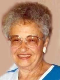Ida Edith Sirotti obituary photo