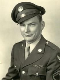 Lt. Col. Willard Earl Graves obituary photo
