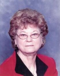 Gwynelda Rue Pruitt obituary photo