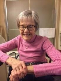 Joan Zook obituary photo