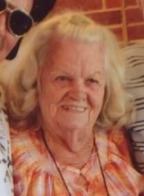 Betty Jean Godwin obituary photo