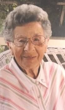 Evelyn M. Schuring obituary photo