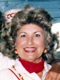 Doris Barnes Van Court obituary photo
