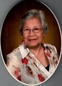 Modesta Manaois Estibal obituary photo