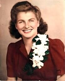 Doris Greene LaRusso obituary photo