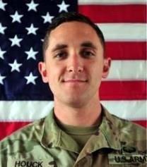 Sgt. Eric Michael Houck obituary photo