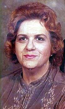 Peggy Ann Hogan obituary photo
