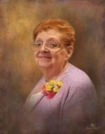 Patricia Ellen Thornton obituary photo