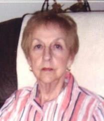 Genevieve L. Warren obituary photo