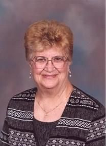 Mamie M. Anderson obituary photo