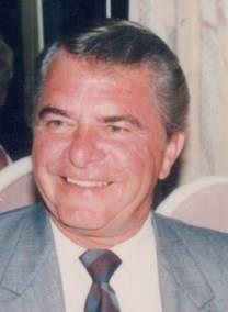 Joseph William Haste obituary photo