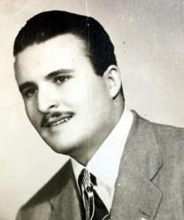 Benigno Pena obituary photo