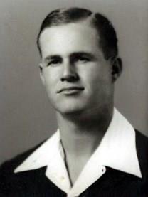 George Anderson Coke obituary photo