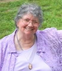 Nancy Esther Ryerson obituary photo