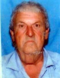 Thomas Peter Webre obituary photo