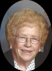 Sarah Ida Marshbanks obituary photo