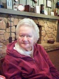 Ottie Anna Hayes obituary photo