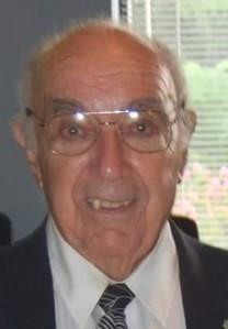 Gustave Saladino obituary photo