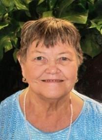 Frances Belle Davy obituary photo