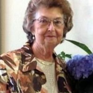 Betty Cain Fitchett