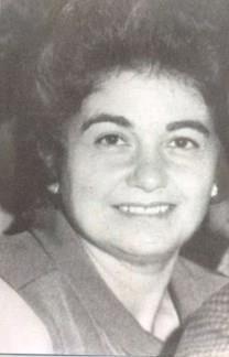 Catherine Compagnone obituary photo