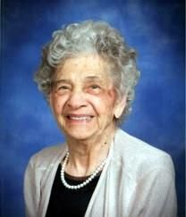 Hazel Carter Gronert obituary photo
