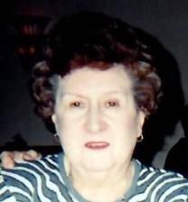 Mary Dempsey obituary photo