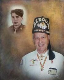 William H. Shope obituary photo