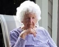Ingeborg Patz obituary photo