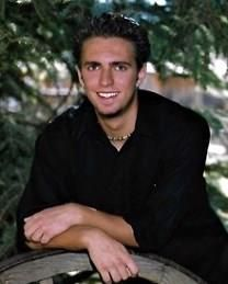 Adam Brian Chandler obituary photo