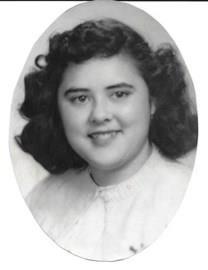 Juanita Mae Mary Martinez obituary photo